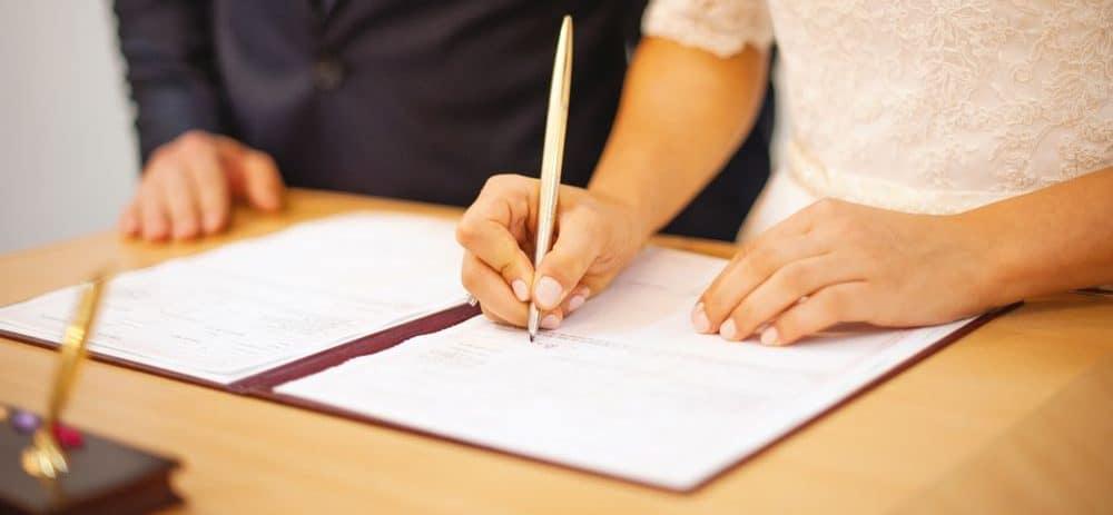requisitos matrimonio civil ecuador